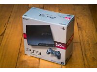 PLAYSTATION 3 CONSOLE - BOXED - AMAZING CONDITION - BARELY EVER USED - GREAT CHRISTMAS PRESENT