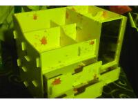 Jewelry box/case/unit/organiser (or make up box)