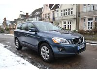 VOLVO-XC60-SE-LUX-D-AUTO in excellent condition and low mileage