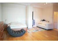 *EXTRA LARGE STUDIO IN CENTRAL LONDON/EUSTON SQ/WARREN ST/REGENTS PARK AVAILABLE NOW