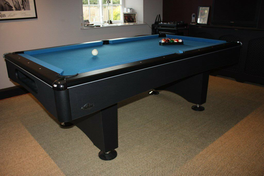 Buffalo Eliminator II American Pool Table Ft In Bedale North - Eliminator pool table