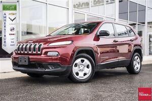 2014 Jeep Cherokee -