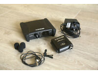 Line 6 XD-V35 Digital Wireless Lavalier Mic System