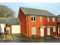 3 BedroomMaster ensuite Bovis House with Garage, garden Marine Drive, Teignmouth, No Agents Fees