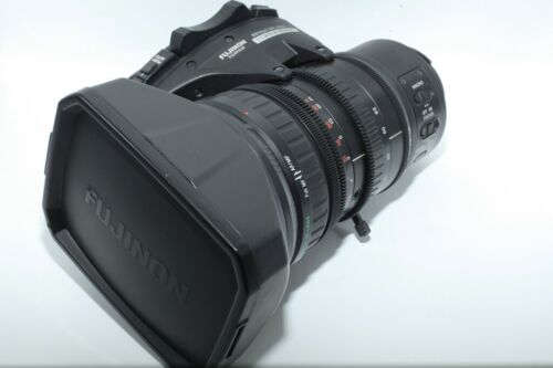 Fujinon auto focus Lens XS16x5.8A-XB8 for Sony PXW-X320 XDCAM Camcorder
