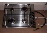 Gas Hob - 4 Ring Burner