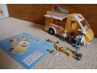 Playmobil City Life Ice Cream Truck Set 9114