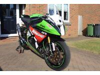 Kawasaki ZX10R 2015 high spec V5 fully sorted