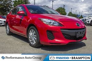 2012 Mazda MAZDA3 GX (A5)|CRUISE CTRL|CD|MP3|BUCKETS|KEYLESS