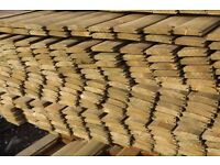 95mm x 22mm log lap timber cladding Tantalised only £1.20 a meter - hull preston