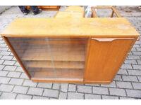 Retro 1960's / 1970's Teak Bookcase FREE DELIVERY CENTRAL EDINBURGH