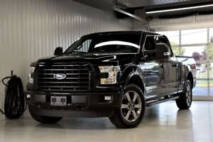 2015 Ford F-150 FX4 OFFROAD V8 4X4 GPS TOIT PANO CREW CAB