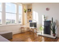 Large 2 bed flat by Hackney Central station E8