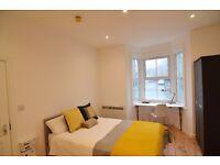 stunning fully refurbished en suit king size room superb location - CAVERSHAM ROAD