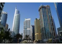 A spacious 1 bedroom flat to Rent in Dubai (Jumeirah Lake Tower- the most desirable location)