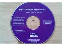 Original Dell Windows 98 SE Second Edition 32-bit System CD