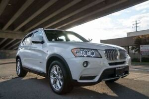 2014 BMW X3 NEW YEAR! NEW CAR!