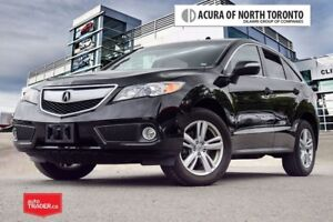 2015 Acura RDX Tech at Navigation| Back-Up Camera|Leather