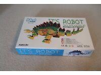 It's Robot 3D Building Puzzle