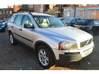 VOLVO XC90 2.4 D5 SE Estate Geartronic AWD 5dr Auto (silver) 2006
