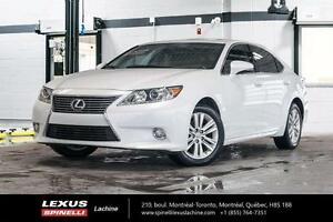 2013 Lexus ES 350 GROUPE PREMIUM BACK UP CAMERA-HEATED STEERING