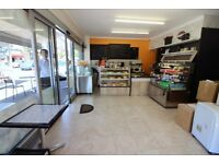 Running A3 cafe on main high road leytonstone ---Viewing STRICTLY by appointment