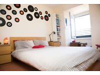Spacious double room en suite