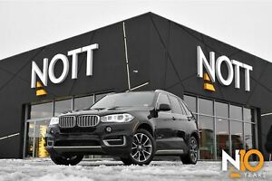 2015 BMW X5 35i Nav, Backup cam, Htd Leather, Pano