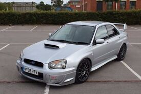 2006 Subaru Impreza UK STI DCCD Widetrack 350bhp with Print Out Lots of Extras - Nice Car
