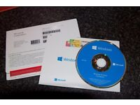 Brand New Microsoft Windows 10 Home Full Version 64 Bit Operating System on DVD & COA product key