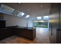 Stunning 6 bedroom house in Clapham split over 3 levels with a garden