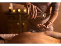 Professional massage service at private studio in Southampton
