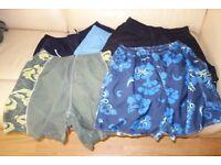 Men's Swim Short Bundle Size L