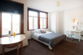 STUDIOS / DOUBLE Rooms AVAILABLE Now** 20% Discount ** All London zone 1/2/3 ** VIEW TODAY**