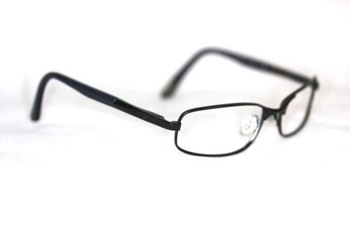 OXBOW OJAS006 C07 Brille metallisch Graublau glasses lunettes FASSUNG
