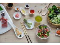 Kitchen Team Member for new Tombo Poke sushi and matcha cafe in Fitzrovia Soho