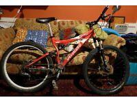 Specialized FSR XC Pro, MTB bike Full suspension