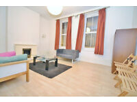 large 4 bedroom maisonette on Brecknock Road.