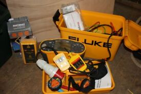 Electricians Test Kit 17th edition with all accessories