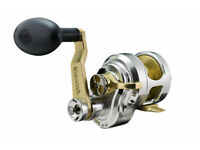 Accurate FX2-400 Boss Fury 2-Speed Conventional Reel RH
