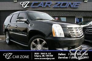 2011 Cadillac Escalade LUXURY, DVD, NAVI, BACK UP CAMERA, SUNROO