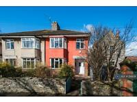 3 bedroom house in St. Bartholomews Road, Bristol , BS7 (3 bed)