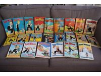 Collection of Oor Wullie, The Broons and, The Broons and Oor Wullie Commemorative Annuals.
