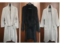 Bath robes (3 for £5)