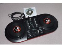 ION Discover DJ Mixer with Software CD