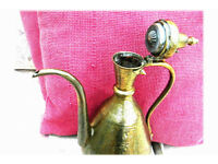Coffee pot. Turkish style