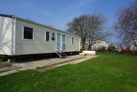 8 Berth Static Caravan at Primrose Valley, 3 Bedrooms, 2 Shower Rooms, D/Glazing & Central Heating