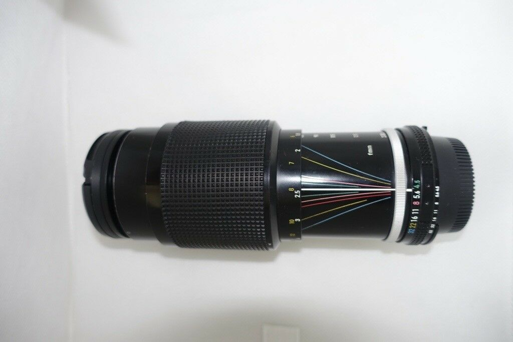 NIKON LENS, one of the best: Zoom-Nikkor 80-200N f/4 5   in Prenton,  Merseyside   Gumtree