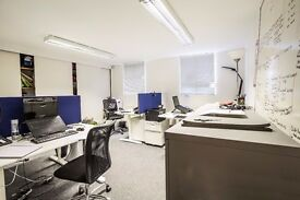 392 SQ. FT. Office Space in Richmond upon Thames - Communal Facilities Available