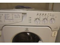 Integrated washer dryer INDESIT